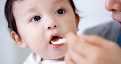 Sử dụng men tiêu hóa cho trẻ em như thế nào?