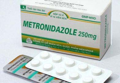 Thuốc Metronidazol 250mg và những điều cần biết