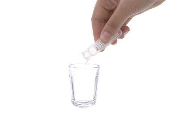 Có thể pha Enterogermina với nước cho trẻ dễ uống