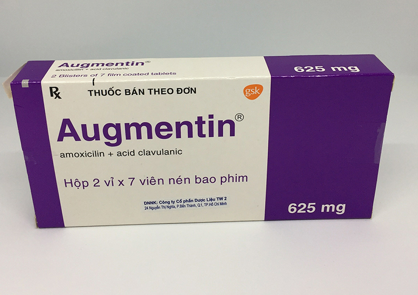 Thuốc augmentin 500mg có tác dụng gì và liều lượng như thế nào?