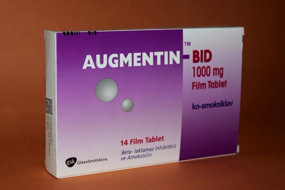 Tác dụng của thuốc augmentin 500mg