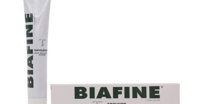 Tác dụng và cách sử dụng của thuốc Biafine chuyên trị bỏng