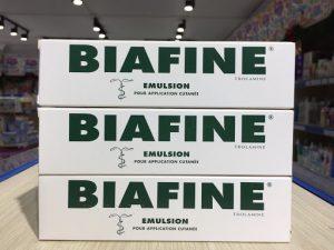 Thuốc Biafine có tác dụng gì?