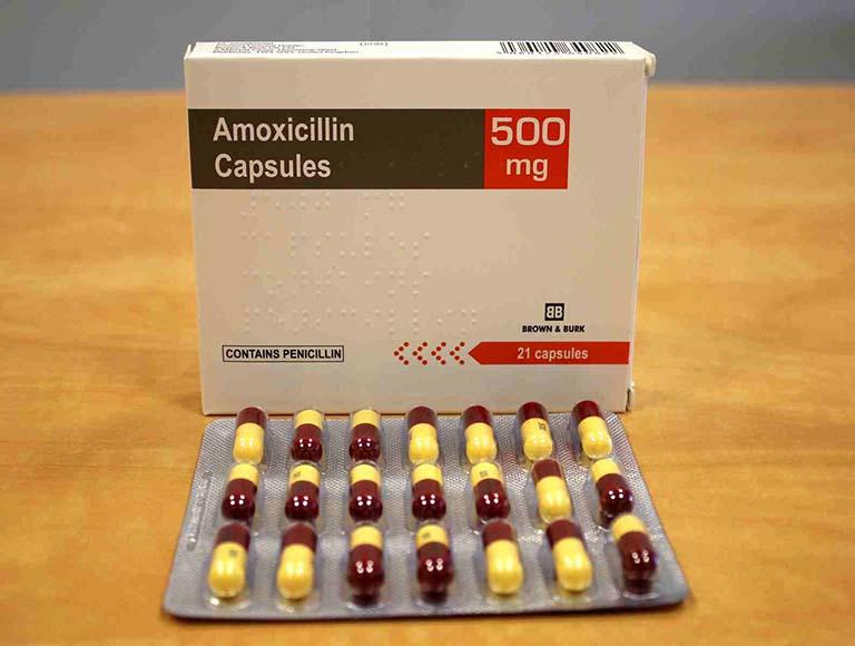 Thuoc-Amoxicillin –la-ot-loai-khang-sinh-thuoc-nhom-Beta – lactam